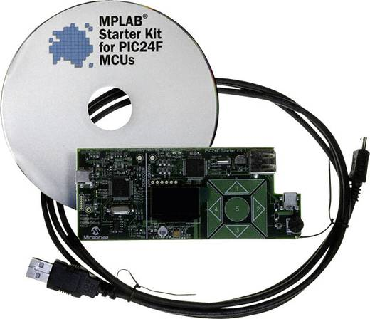 Starter-Kit Microchip Technology DM240011