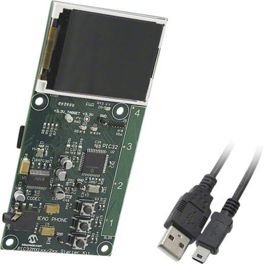 Starter-Kit Microchip Technology DM320013