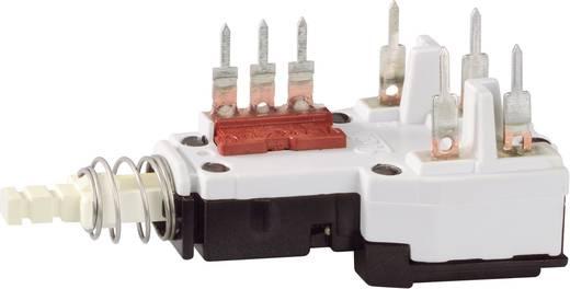 Potentiometer Service TYP2 Netzschalter, Druckschalter 250 V/AC 2.5 A 2 x Aus/Ein rastend 1 St.