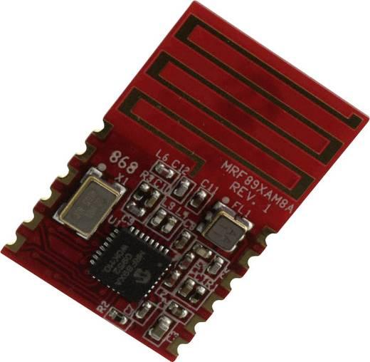 Entwicklungsboard Microchip Technology MRF89XAM8A-I/RM