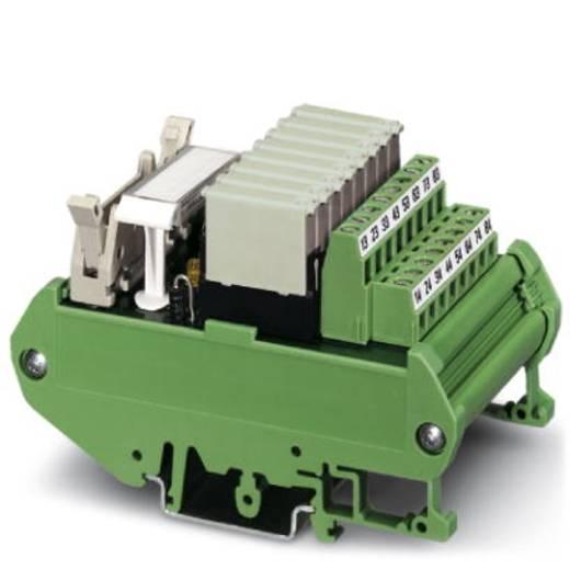 Relaisplatine bestückt 1 St. Phoenix Contact UMK- 8 RM/MR-G24/ 1/PLC 1 Schließer 24 V/DC