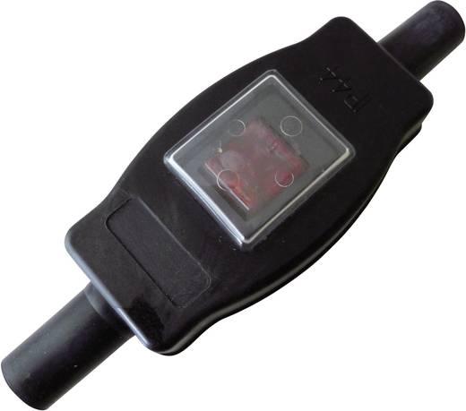 Schnurschalter 2 x Aus/Ein 16 A interBär 9002-004.01 1 St.