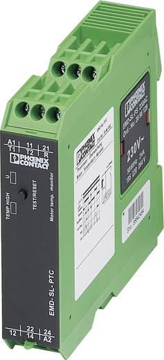 Überwachungsrelais 2 Wechsler 1 St. Phoenix Contact EMD-SL-PTC Motorwicklungstemperatur, Fehlerspeicher, Testfunktion m