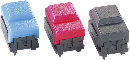 Drucktaster 12 V 0.03 A 1 x Aus/(Ein) 604106 tastend 1 St.