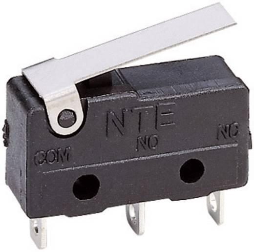 Mikroschalter 250 V/AC 2.5 A 1 x Ein/(Ein) SL 4NW1 tastend 1 St.