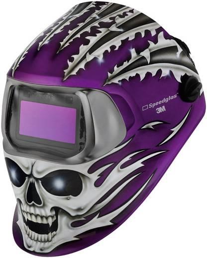Schweißerschutzhelm SpeedGlas 100V Raging Skull H752620 EN 379, EN 166, EN 175, EN 169