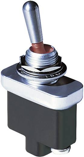 Kippschalter 28 V/DC 5 A 2 x (Ein)/Aus/(Ein) OTTO T9-CS2-27 IP68 tastend/0/tastend 1 St.