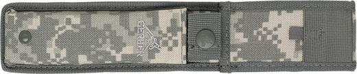 Gürtelmesser mit Messerscheide Gerber Warrant 31-000560 Schwarz