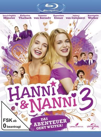 blu-ray Hanni & Nanni 3 FSK: 0