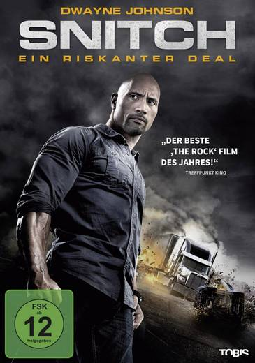 DVD Snitch - Ein riskanter Deal FSK: 12
