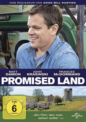 DVD Promised Land FSK: 6