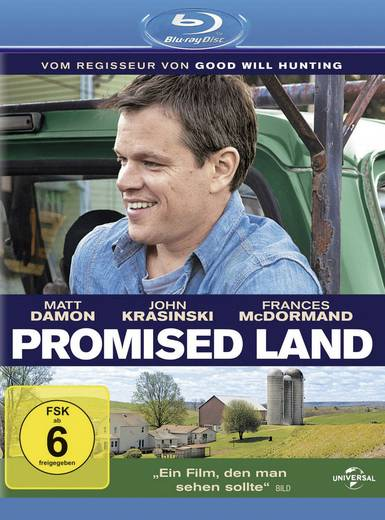blu-ray Promised Land FSK: 6