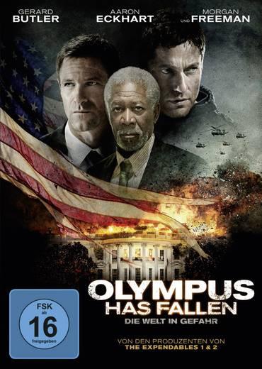 DVD Olympus Has Fallen -DIe Welt in Gefahr FSK: 16
