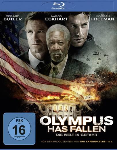 blu-ray Olympus Has Fallen - Die Welt in Gefahr FSK: 16