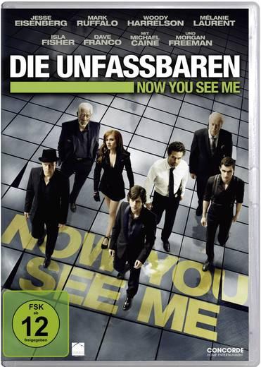 DVD Die Unfassbaren - Now You See Me FSK: 12