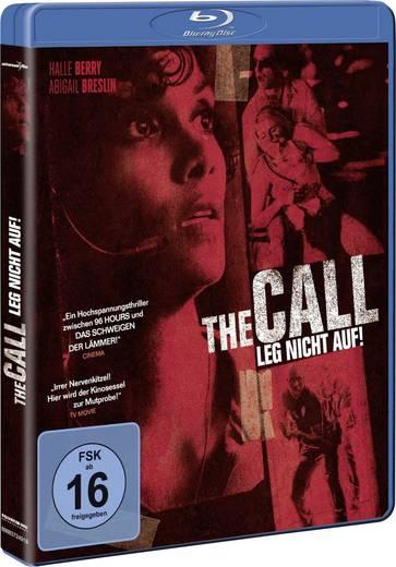 blu-ray The Call - Leg nicht auf FSK: 16