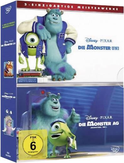 DVD Monster AG + Monster Uni FSK: 6