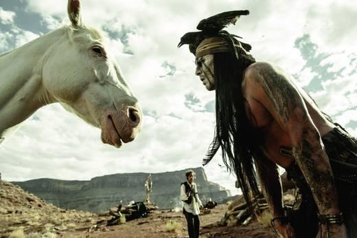 DVD Lone Ranger FSK: 12