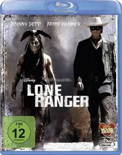 blu-ray Lone Ranger FSK: 12