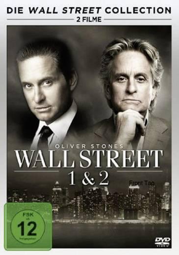 DVD Wall Street 1&2 FSK: 12