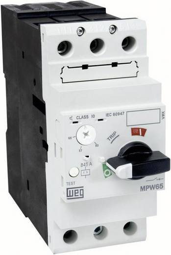 WEG MPW65-3-U065 Motorschutzschalter einstellbar 65 A 1 St.