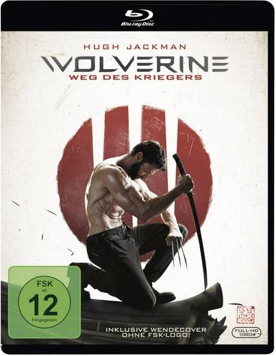 blu-ray Wolverine - Weg des Kriegers FSK: 12