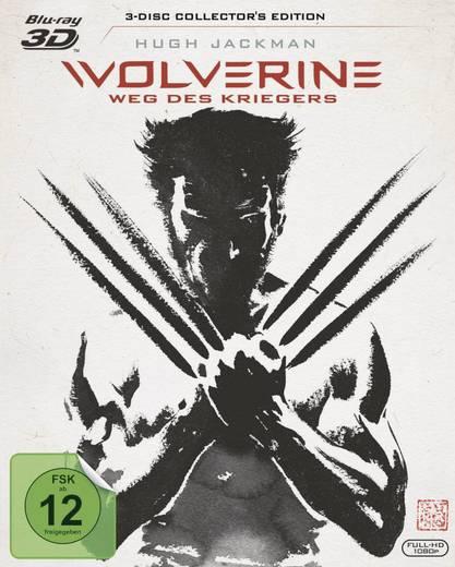 blu-ray 3D Wolverine - Weg des Kriegers FSK: 12
