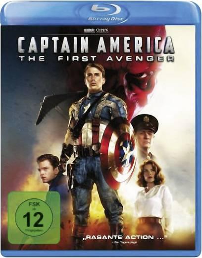 blu-ray Captain America: The First Avenger FSK: 12