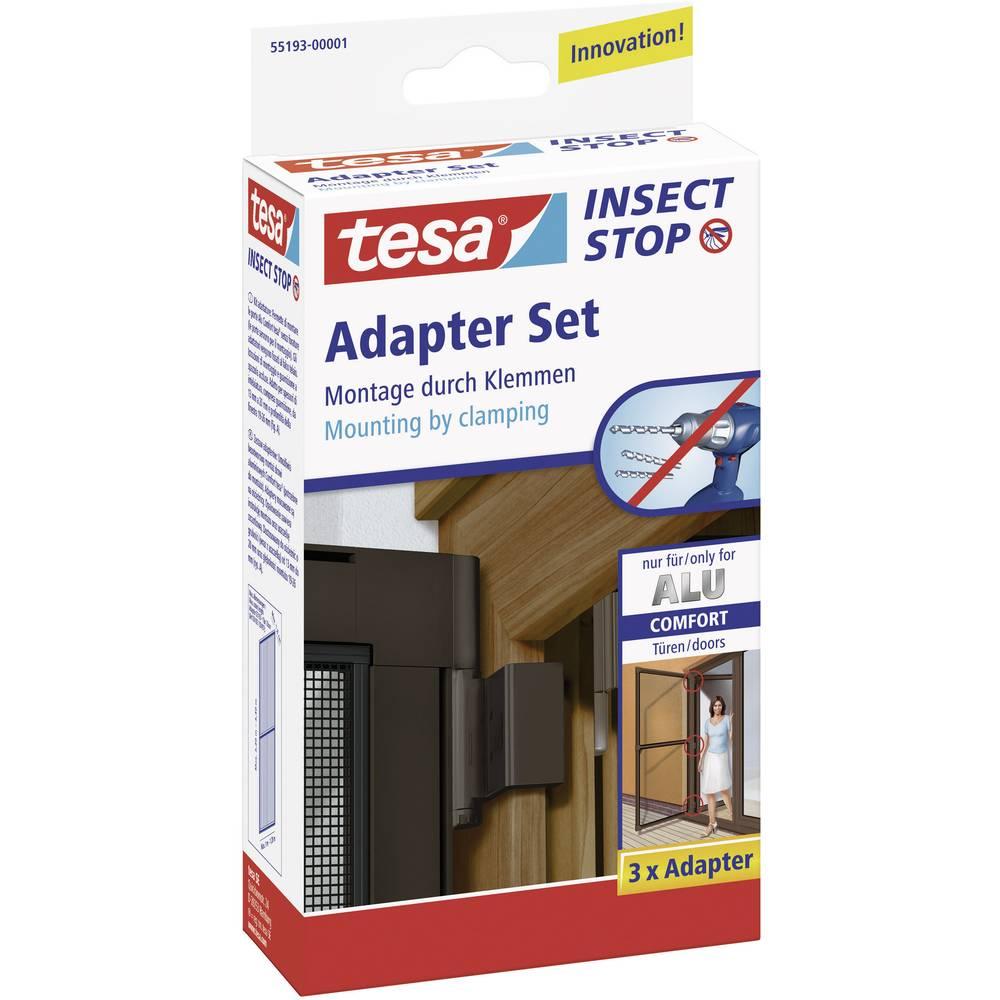 Set adaptateur pour moustiquaire pour l 39 int rieur for Interieur exterieur 01