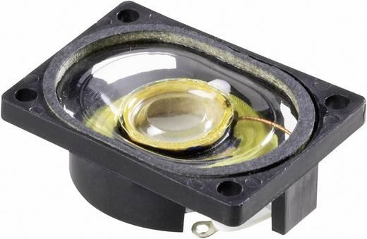 130025 Miniatur Lautsprecher Geräusch-Entwicklung: 84 dB 1 W 1 St.