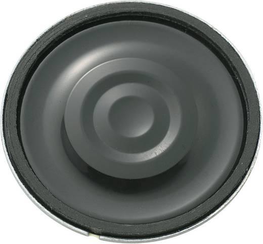 Miniaturlautsprecher KP-Serie Geräusch-Entwicklung: 86 dB ± 3 dB 8 Ω Nennbelastbarkeit: 0.5 W 500 Hz ± 20 % Inhalt: 1 St
