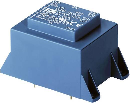 Printtransformator 1 x 230 V 2 x 15 V/AC 36 VA 1.2 A VCM 36/2/15 Block