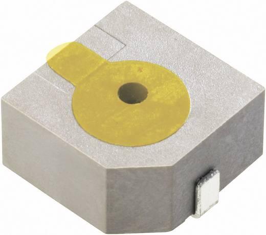 SMD-Signalgeber Geräusch-Entwicklung: (pro 10 cm) 85 dB 4-7 V/DC Inhalt: 1 St.