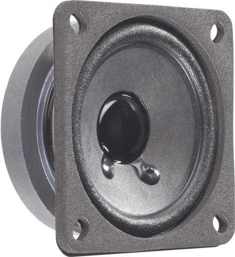 Visaton 2017 Miniatur Lautsprecher Geräusch-Entwicklung: 86 dB 8 W 1 St.