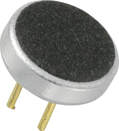 Mikrofon-Kapsel 2 - 10 V/DC Frequenz-Bereich=20 bis 16000 Hz KEPO KPCM-G60H15PC33-44DB-1177