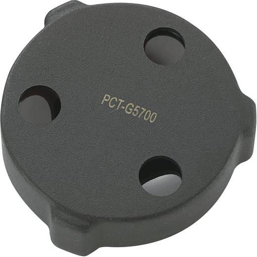 Piezo-Signalgeber Geräusch-Entwicklung: 100 dB Spannung: 12 V Dauerton KEPO PCT-G5700-6319 1 St.