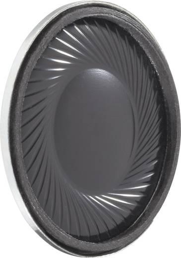 Miniatur Lautsprecher Geräusch-Entwicklung: 75 dB 1 W Visaton 2909 1 St.