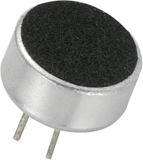Mikrofon-Kapsel 4.5 - 10 V/DC Frequenz-Bereich=100 bis 10000 Hz KEPO KPCM-G97H45P-43dB-1187