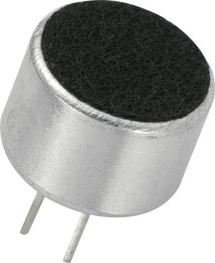 Mikrofonkapsel KPCM-Serie Betriebsspannung (Details): 4.5 V/DC Frequenzbereich: 100 - 10000 Hz