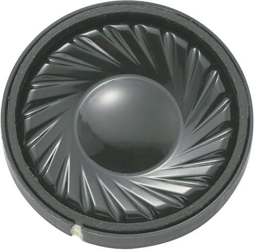 Miniaturlautsprecher KP-Serie Geräusch-Entwicklung: 91 dB ± 3 dB 8 Ω Nennbelastbarkeit: 0.5 W 330 Hz ± 20 % Inhalt: 1 St