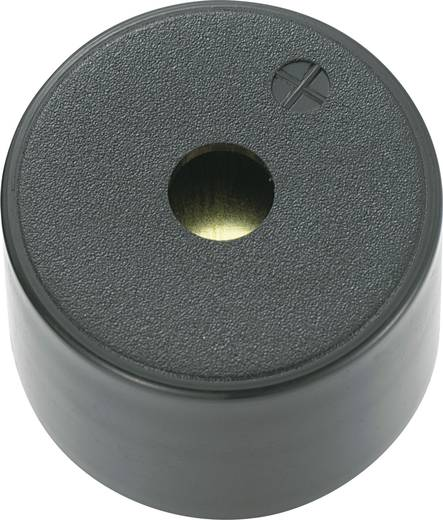 Piezo-Signalgeber Geräusch-Entwicklung: 88 dB Spannung: 12 V Dauerton KEPO KPI-G2343-6266 1 St.