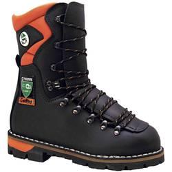 Bezpečnostná obuv s ochranou proti porezaniu S3 Treemme 2435-39, veľ.: 39, čierna, 1 pár