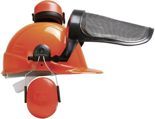 Forstschutzhelm Standard Helm EN 397, Gitter EN 1731, Gehörschutz EN 352. Orange 2686
