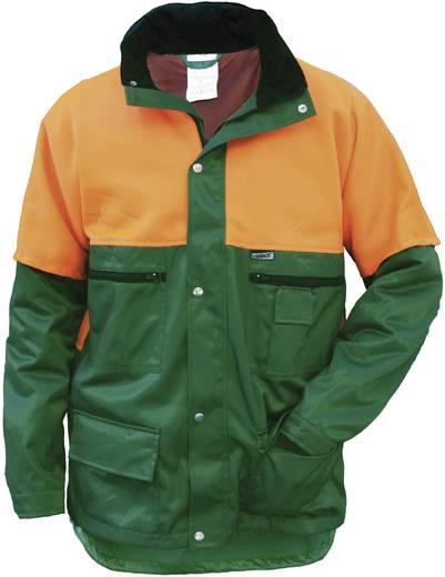 worky 4110 Forstschutzjacke Größe: L Orange, Grün