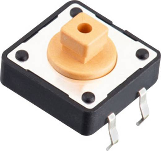 Drucktaster 12 V/DC 0.05 A 1 x Aus/(Ein) Würth Elektronik WS-TSW 430466073726 tastend 1 St.