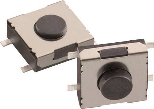 Drucktaster 12 V/DC 0.05 A 1 x Aus/(Ein) Würth Elektronik WS-TSW 430481031816 tastend 1 St.