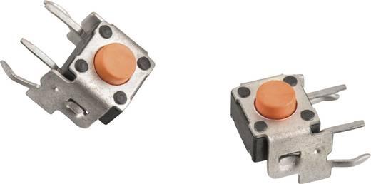 Drucktaster 12 V/DC 0.05 A 1 x Aus/(Ein) Würth Elektronik WS-TST 431256038736 tastend 1 St.