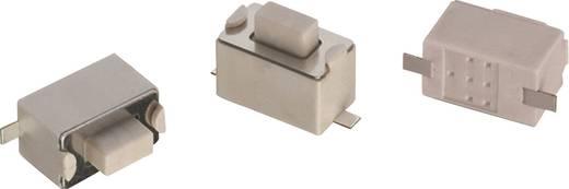 Drucktaster 12 V/DC 0.05 A 1 x Aus/(Ein) Würth Elektronik WS-TSW 434111050826 tastend 1 St.