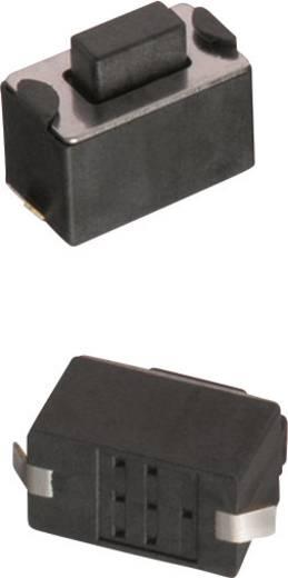 Drucktaster 12 V/DC 0.05 A 1 x Aus/(Ein) Würth Elektronik WS-TSW 434123050816 tastend 1 St.