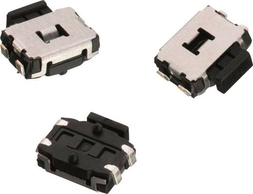 Drucktaster 12 V/DC 0.05 A 1 x Aus/(Ein) Würth Elektronik WS-TUS 436333045822 tastend 1 St.